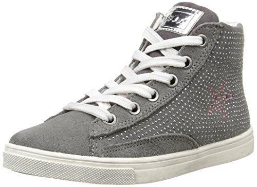 Asso  I36400,  Sneaker ragazza Grigio Gris (C22401) 31