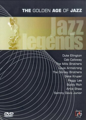 Jazz Legends - The Golden Age Of Jazz [2004] [DVD]