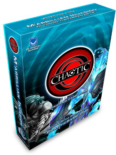 Chaotic M'arrillion Invasion Starter Deck - 1