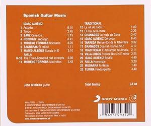 Spanish Guitar Music by Sony Music