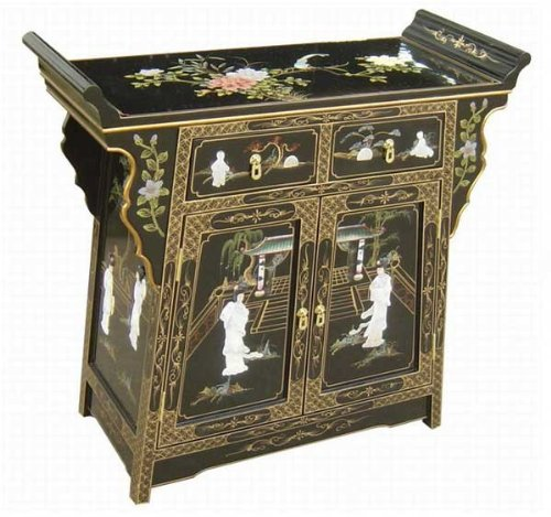 Oriental Antique Style Altar / Console Table