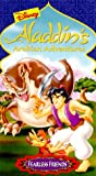 Aladdins Arabian Adventures: Fearless Friends [VHS]