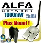 Alfa AWUS036H 1000mW 1W 802.11b/g USB...