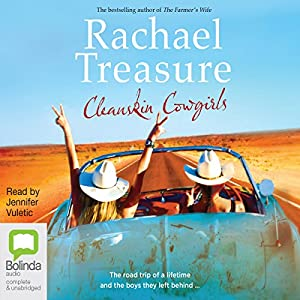 Cleanskin Cowgirls Audiobook