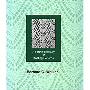 A Fourth Treasury of Knitting Patterns [Paperback]