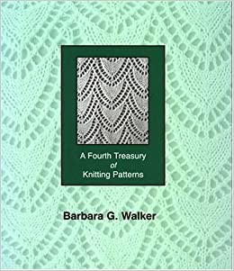 Fourth Treasury of Knitting Patterns Paperback – September, 2000