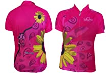 Gasflower Cycling Jersey