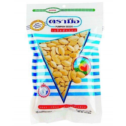 hand-brand-pumpkin-seeds-snack-thai-33-g-pack-of-6