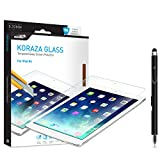 Ipad Air 1 and 2 Screen Protector Tempered Glass Sentey® Koraza 9h Tablet 0.33 Mm Ls-11113 Bundle with Free Metal Stylus Touch Screen Pen {Lifetime Warranty}
