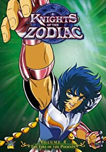 Knights of the Zodiac, Vol. 4: The Fire of the Phoenix