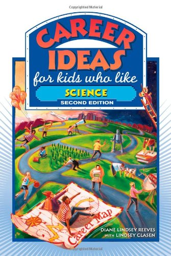 Book cover Career Ideas for Kids Who Like Science
