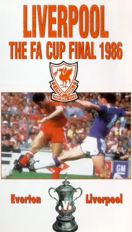 FA Cup Final 86-Liverpool/Everton  [VHS]