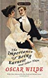 img - for The Importance of Being Earnest and Other Plays book / textbook / text book