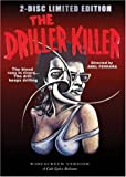 echange, troc Driller Killer & Early Short Films of Abel Ferrara [Import USA Zone 1]