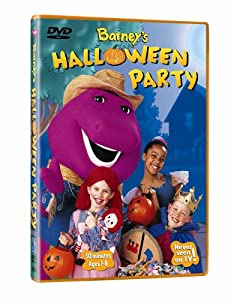 Barney - Halloween Party (Sensormatic) (Dvd Movie)