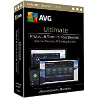 AVG Ultimate 2017 Unlimited - 1 Year