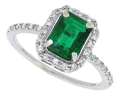 Emerald Engagement Rings Purchasing a Gem For That Special Someone InfoBarrel