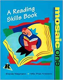 mosaic i a reading skills book pdf