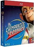 echange, troc Les Chimpanzés de l'espace 1 + 2 [Blu-ray]