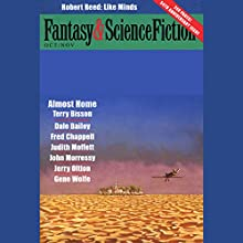 The Best of Fantasy and Science Fiction Magazine: Joe Haldeman and Others (Unabridged Selections) Périodique Auteur(s) : Joe Haldeman, John Morressy, Gene Wolfe, Dale Bailey, Jerry Oltion, Terry Bisson, Richard Paul Russo, Robert Reed, Eugene Mirabelli, Esther M. Friesner Narrateur(s) : Harlan Ellison, Cynthia Belliveau, Jeff Paul