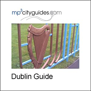 Dublin: mp3cityguides Walking Tour | [Simon Brooke]