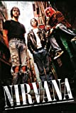 Nirvana Alley Poster with Accessory Item multicoloured