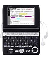 CASIO EW-F4500C Dictionnaire électronique 4 langues