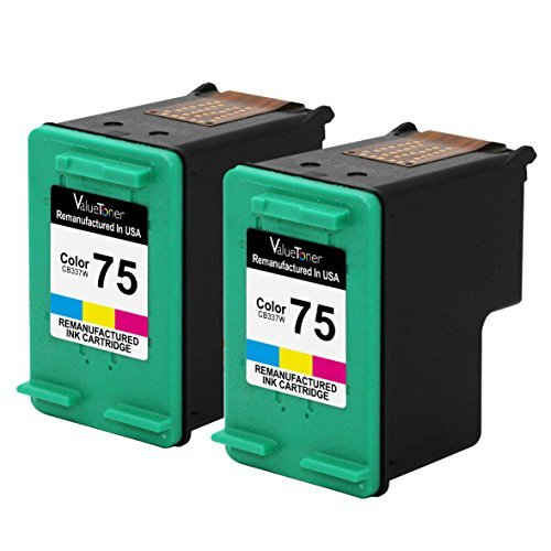 Valuetoner Remanufactured Ink Cartridge Replacement For Hewlett Packard HP 75