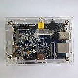 Banana Pi & 透明ケースKit 高性能Raspberry Pi