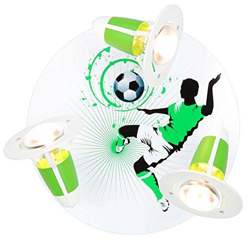 pared-techo-3-lampara-de-techo-balon-de-futbol-color-verde-blanco