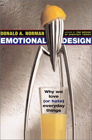 Emotional Design book cover