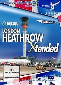 Flight Simulator X - Mega Airport London Heathrow Xtended (Add-on)