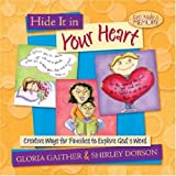 Hide It in Your Heart: Creative Ways for Families to Explore God's Word (Let's Make a Memory Series)