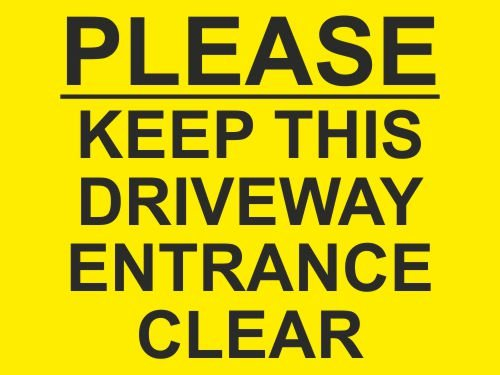 vat-invoice-supplied-300mm-x-200mm-x-25mm-please-keep-this-driveway-entrance-clear-sign-pby