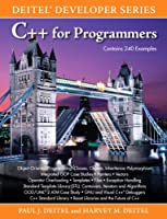 C++ for Programmers Front Cover