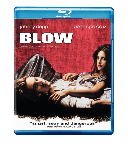 Cover art for  Blow [Blu-ray]