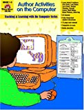 Author Activities on the Computer: Grades 1-3 (1557996776) by Robison, Don