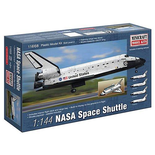 1/144 NASA スペースシャトル