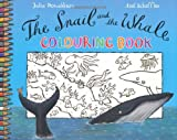 Julia Donaldson The Snail and the Whale Colouring Book