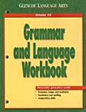 img - for Glencoe Language Arts Grammar And Language Workbook Grade 12 book / textbook / text book