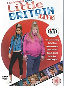 Comic Relief Does Little Brita [DVD]
