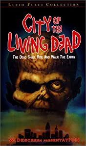 City of the Living Dead [VHS]