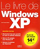 echange, troc Jean-François Sehan - Le livre de Windows XP