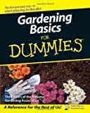 Gardening Basics For Dummies - 0470037490
