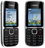 Nokia C2-01 【お求め安い3G対応のNokia スタンダードタイプ】ノキア C2-01
