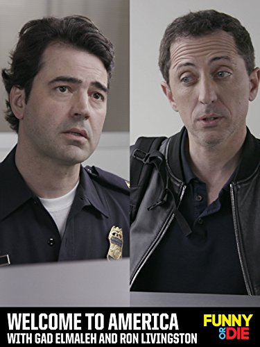 Welcome To America with Gad Elmaleh and Ron Livingston