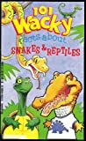 img - for 101 Wacky Facts About Snakes & Reptiles (A Parachute Press Book) book / textbook / text book
