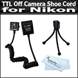 I-TTL Off Camera Shoe Flash Cord