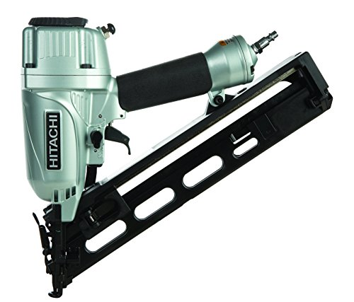 Hitachi NT65MA4 1-1/4 Inch to 2-1/2 Inch 15-Gauge Angled Finish Nailer with Air Duster (Air Gun Nails compare prices)