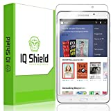 IQ Shield LiQuidSkin - Samsung Galaxy Tab 4 NOOK Screen Protector with Lifetime Replacement Warranty - High Definition (HD) Ultra Clear Smart Film - Premium Protective Screen Guard - Extremely Smooth / Self-Healing / Bubble-Free Shield - Kit comes in Frustration-Free Retail Packaging